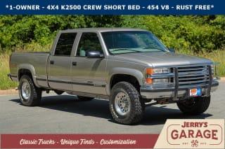 2000 Chevrolet C/K 2500 Series K2500 LS