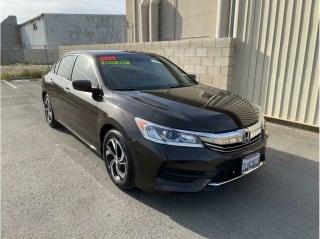 2016 Honda Accord LX w/Honda Sensing