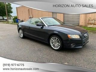 2012 Audi A5 2.0T quattro Premium