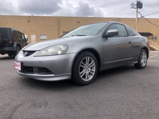 2005 Acura RSX w/Leather