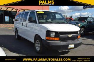 2011 Chevrolet Express Passenger LS 1500