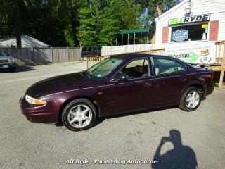 2004 Oldsmobile Alero GLS