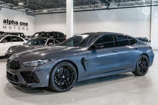 2020 BMW M8 Competition