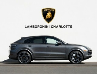 2021 Porsche Cayenne Turbo Coupe