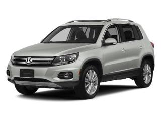 2013 Volkswagen Tiguan SEL 4Motion