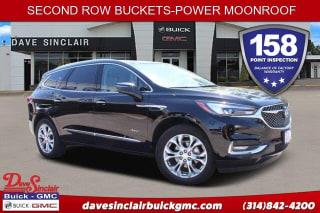 2018 Buick Enclave Avenir