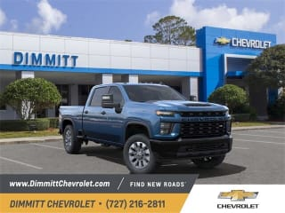 2021 Chevrolet Silverado 2500HD Custom