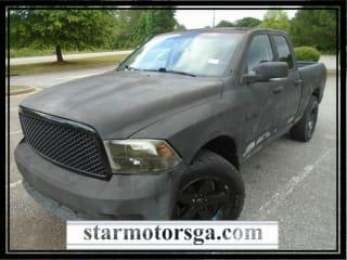 2010 Dodge Ram Pickup 1500 SLT Sport