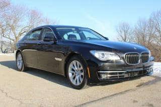 2014 BMW 7 Series 740Li xDrive