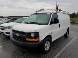2012 Chevrolet Express Cargo 2500