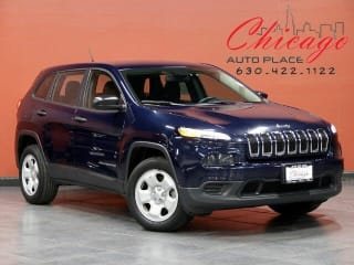 2016 Jeep Cherokee Sport Altitude