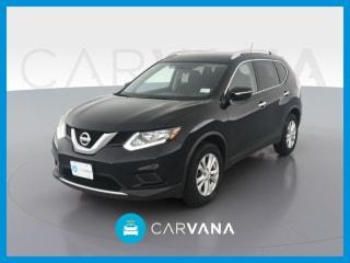 2015 Nissan Rogue SV