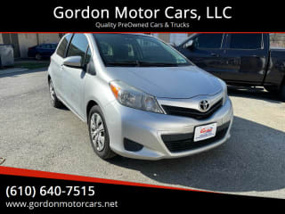 2014 Toyota Yaris 3-Door LE