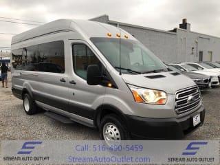 2019 Ford Transit Passenger 350 HD XLT
