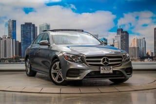 2018 Mercedes-Benz E-Class E 300 4MATIC