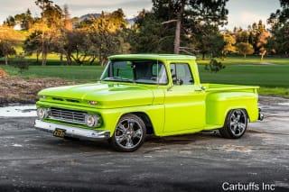 1962 Chevrolet C/K 10 Pickup Truck