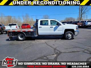 2017 Chevrolet Silverado 3500HD CC Work Truck