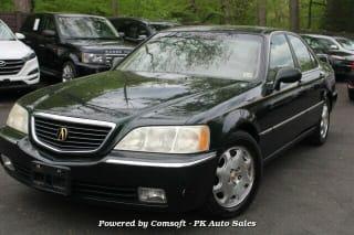 2001 Acura RL 3.5