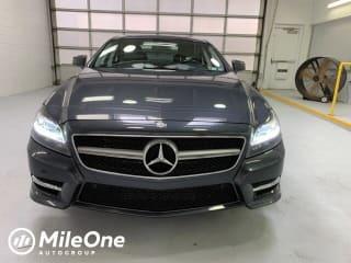 2014 Mercedes-Benz CLS CLS 550 4MATIC