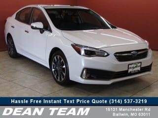2021 Subaru Impreza Limited