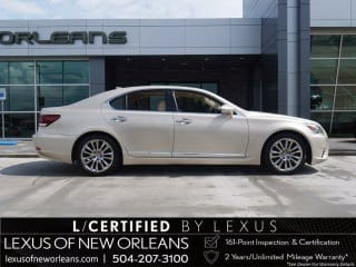 2015 Lexus LS 460 Base