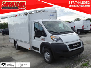 2021 Ram ProMaster Cutaway Chassis 3500 159 WB