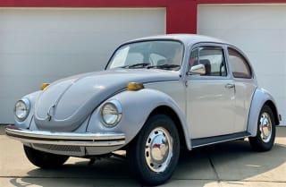 1972 Volkswagen Beetle Hatchback