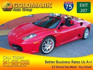 2008 Ferrari F430 Spider Base