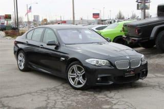 2012 BMW 5 Series 550i xDrive
