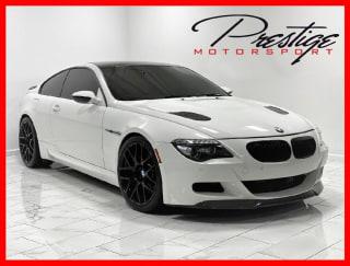 2008 BMW M6 Base