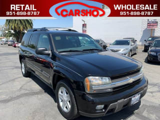 2002 Chevrolet TrailBlazer EXT LT
