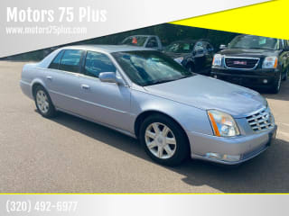 2006 Cadillac DTS Luxury II