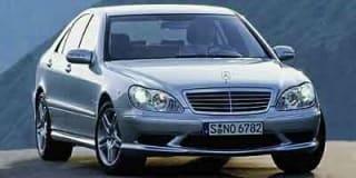 2004 Mercedes-Benz S-Class S 430