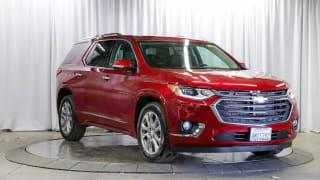 2019 Chevrolet Traverse Premier