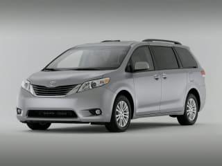2011 Toyota Sienna Limited 7-Passenger