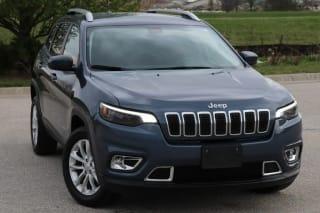 2020 Jeep Cherokee Latitude