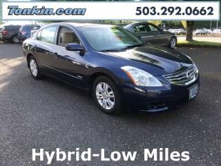 2010 Nissan Altima Hybrid Base