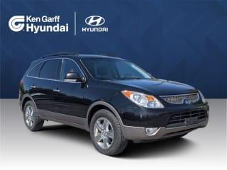 2010 Hyundai Veracruz Limited