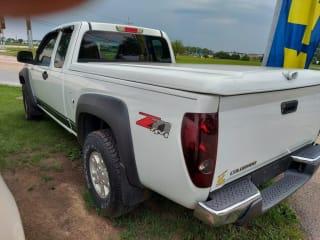 2006 Chevrolet Colorado Work Truck