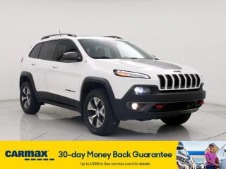 2018 Jeep Cherokee Trailhawk L Plus