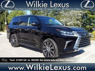 2021 Lexus LX 570