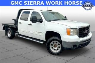 2007 GMC Sierra 2500HD Work Truck