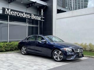 2019 Mercedes-Benz E-Class E 300 4MATIC
