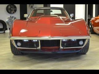 1969 Chevrolet Corvette CONVERTIBLE RESTOMOD
