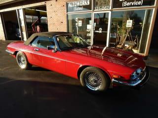 1989 Jaguar XJ XJS