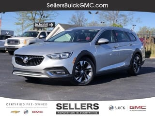 2019 Buick Regal TourX Preferred