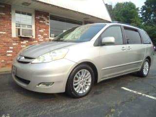 2008 Toyota Sienna XLE