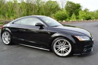 2011 Audi TT 2.0T quattro Premium Plus