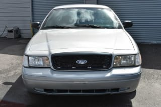 2010 Ford Crown Victoria Commercial Base Fleet SWB