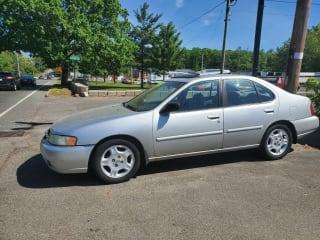 2001 Nissan Altima GLE